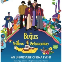 The Beatles: 'Yellow Submarine' In Theaters Across North America This July To Celebrate 50th Anniversary