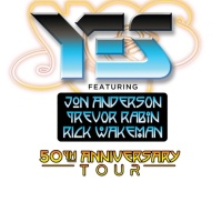 YES FEATURING ANDERSON, RABIN, WAKEMAN ANNOUNCE QUINTESSENTIAL YES: THE 50th ANNIVERSARY TOUR