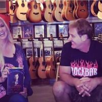 "JIM FLORENTINE INTERVIEWED BY ""IN THE VAULT WITH SHANDA GOLDEN"""