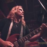 Frank Hannon Band with Jared James Nichols & Greg Golden at Powerhouse Pub Folsom, CA  8/11/2018