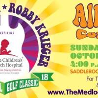 Members of The Doors, Rush, Chicago, The Cars and more at The 11th Annual Scott Medlock-Robby Krieger All-Star Concert Benefiting St. Jude Children's Research Hospital at Saddlerock Ranch in Malibu 10/29/2018