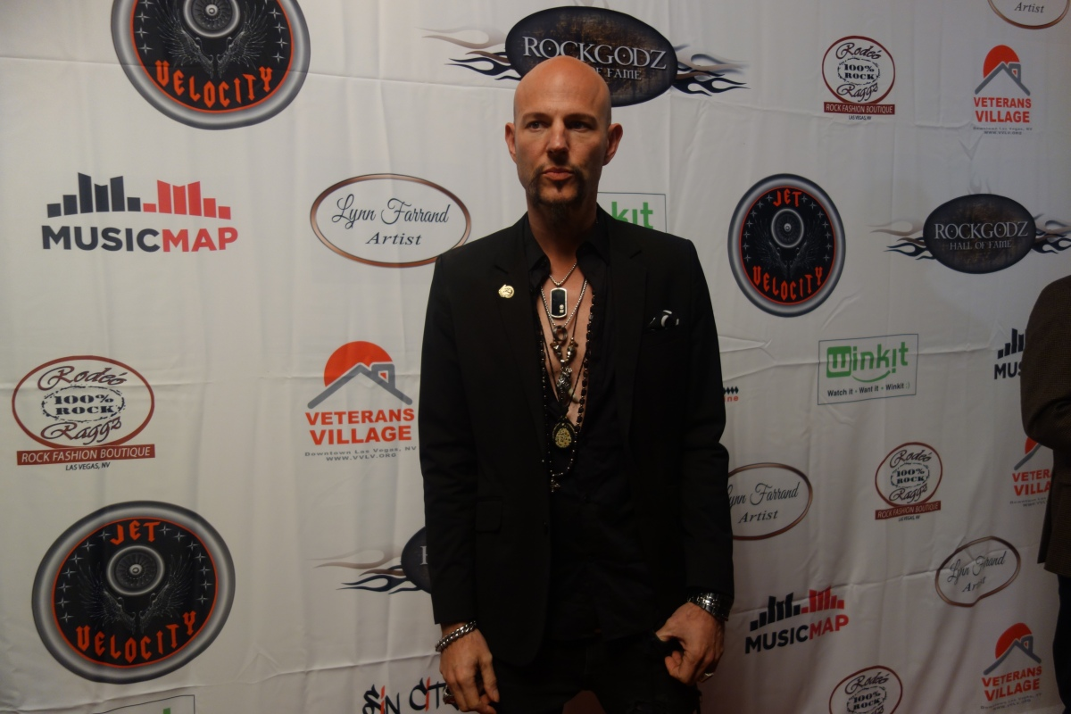 ROCKGODZ Hall of Fame AWARDS Red Carpet The Canyon Club Agoura Hills, CA 11/18/2018