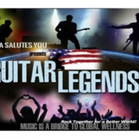 Billy Gibbons, Stephen Stills, Joe Bonamassa, Don Felder, Sammy Hagar, Robby Krieger, Dave Navarro, Orianthi and Emily Estefan to perform at America Salutes You presents Guitar Legends II