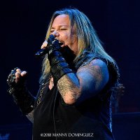 Vince Neil at Saban Theater Beverly Hills, CA 12/2/18