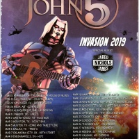 """JOHN 5 AND THE CREATURES Release """"Zoinks!"""" Music Video TeaserUpcoming North American TourBegins February 22, 2019in Anaheim, CA"""