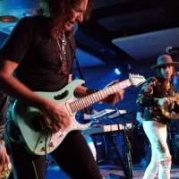 Soundcheck Live with Nuno Bettencourt and Steve Vai Take 81 at Lucky Strike Live Hollywood January 2019