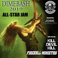 Dave Grohl, Corey Taylor, Rex Brown and 50+ Additional Stellar Musicians Join DIMEBASH 2019 All-Star Jam Line Up