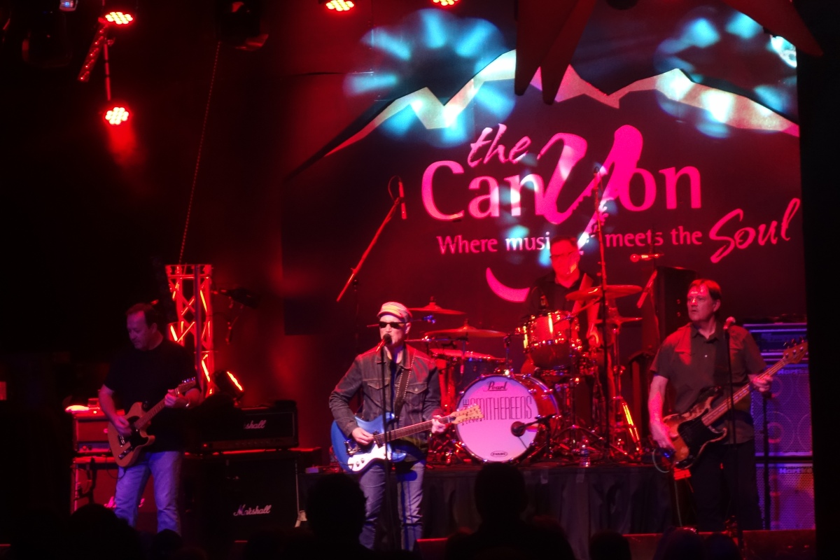 THE SMITHEREENS w/ MARSHALL CRENSHAW The Canyon Club Agoura February 2019