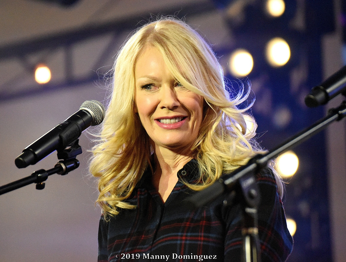 Nancy Wilson NAMM She Shreds Panel 2019