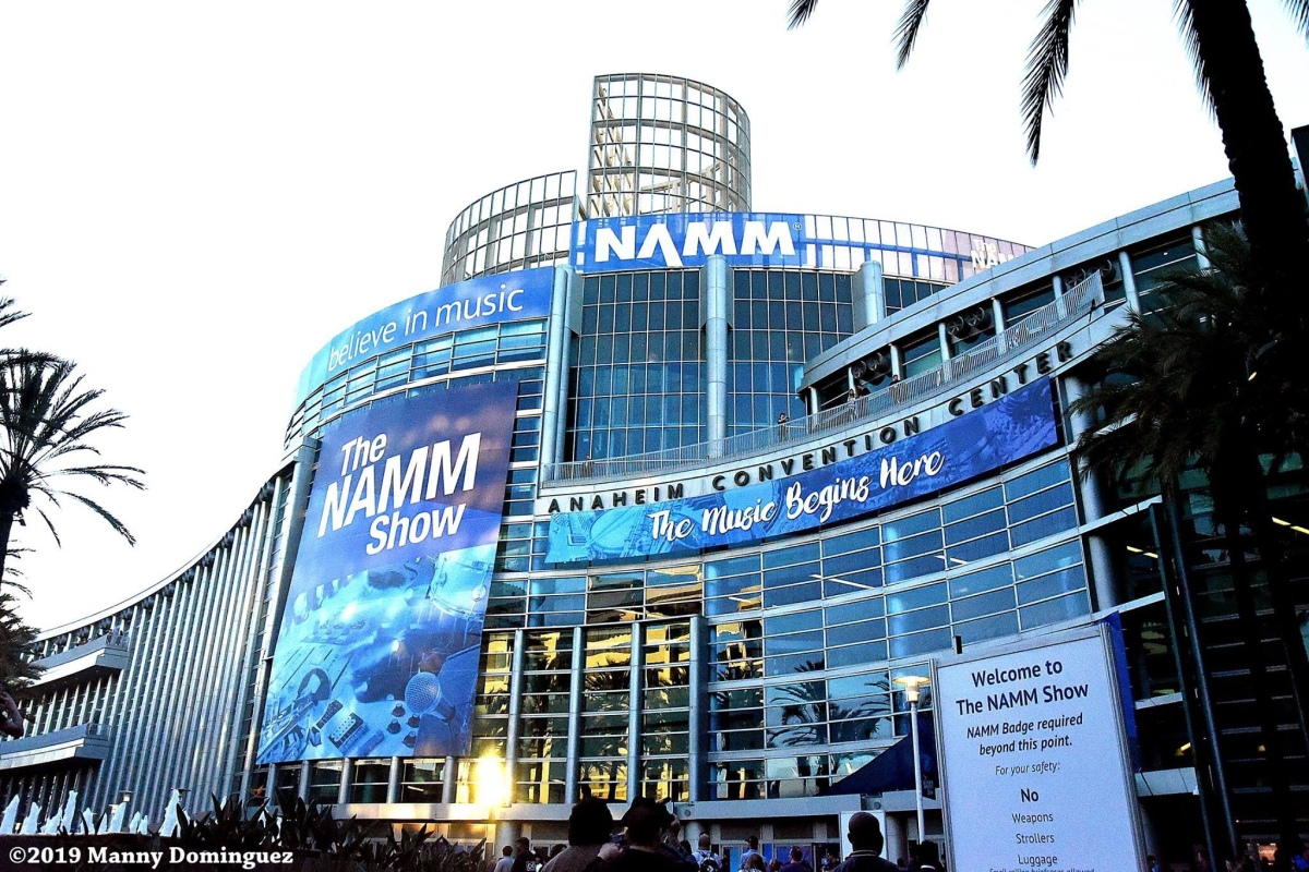 More NAMM 2019 Pictures