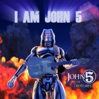 """JOHN 5 AND THE CREATURES New Music Video """"I Am John 5"""" Sequel to """"Zoinks!""""Featuring Butch Patrick, a.k.a. Eddie Munster"""