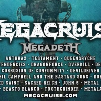MEGACRUISE hosted by MEGADETH Announces Lineup Additions