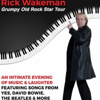 RICK WAKEMAN Embarks on First Solo U.S. Tour in 13 Years Dates Added in California
