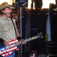 Ted Nugent Performed 3 Canyon Club Shows in Southern California This Weekend With Opener Alex Cole