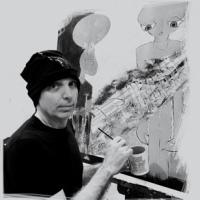 Joe Satriani Interview on His Upcoming  SceneFour Artwork