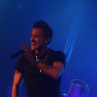 SCOTT STAPP of CREED Canyon Club September 14, 2019