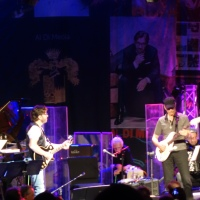 AL Di MEOLA and STEVE VAI The Canyon Club Agoura 9/20/2019