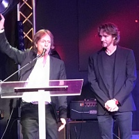 RockGodz Hall of Fame and Awards Ceremony Canyon Club Agoura Rick Springfield Brett Tuggle Gregg Bissonette Richie Kotzen Phil Chen Rowan Robertson Rita Wilde and more 10/27/2019
