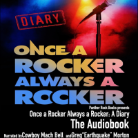 "Cowboy Mach Bell/ Joe Perry Project/""Once a Rocker Always a Rocker: A Diary"