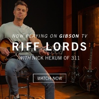 311 guitarist Nick Hexum breaks down the riffs to songs on Gibson TV