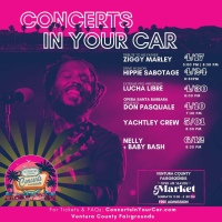 """Concerts In Your Car"" Returns with Season Two next Saturday April 17"