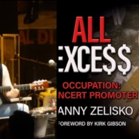 DANNY ZELISKO ANNOUNCES LIVE SIGNING EVENT OF HIS NEW BOOK, 'ALL EXCE$$,' MODERATED BY ICONIC GUITARIST AL DiMEOLA