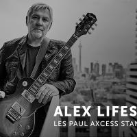 Alex Lifeson Les Paul Standard Axcess