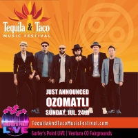 CALIFORNIA'S LARGEST TRAVELING TEQUILA and TACO FESTIVAL RETURNS TO VENTURA IN JULY at Surfer's Point Live!