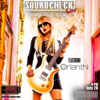 Soundcheck Live Returns to Hollywood Next Wednesday with Orianthi, Doug Aldrich and more