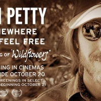 Tom Petty, Somewhere You Feel Free The Making of Wildflowers In Theatres Worldwide October 20
