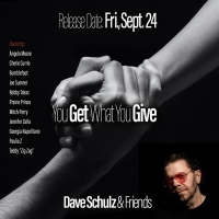 You Get What You Give - Dave Schulz & Friends CoVideoStars Featuring Bumblefoot, Cherie Currie, Prairie Prince, members of TSO and more